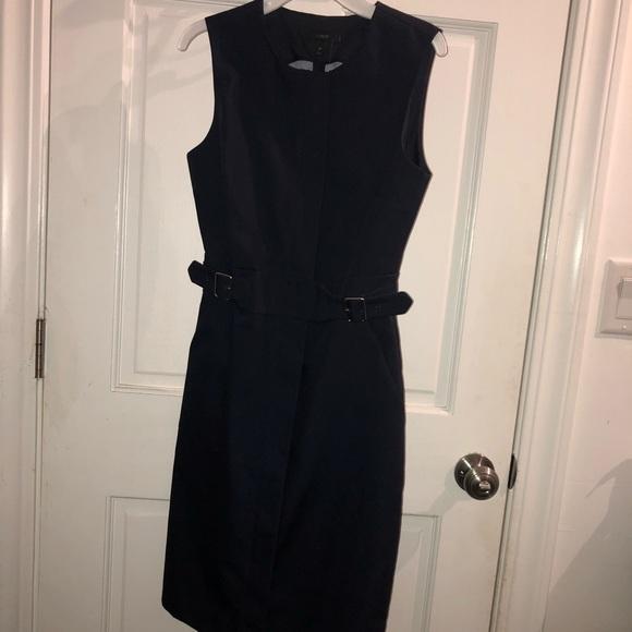J. Crew Dresses & Skirts - J. Crew Navy Dress NWT